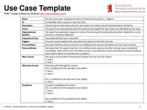 use narrative template doc modelling software requirements important diagrams and