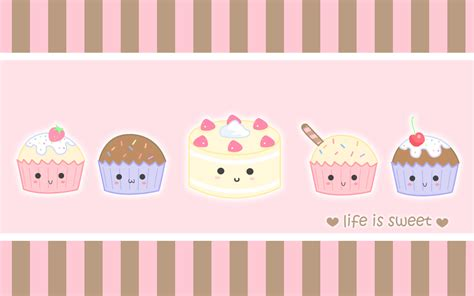 wallpaper cute cupcake cartoon cupcakes background www pixshark com images