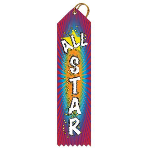 Ribon Top 2 2 quot x 8 quot multicolor quot all quot stock point top ribbons