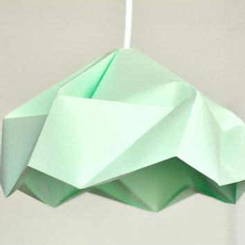 shop origami paper l shades on wanelo