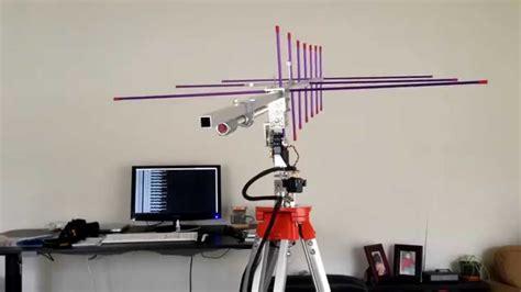 boresight satellite antenna tracker test