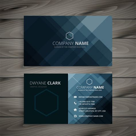 Business Card Lines