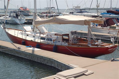 1969 hinckley h 41 competition sloop sail boat for sale - Hinckley Yachts Competitors