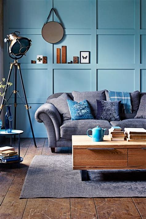 Johnlewis Living Room Ideas The Blues Living Room Design Ideas Pictures