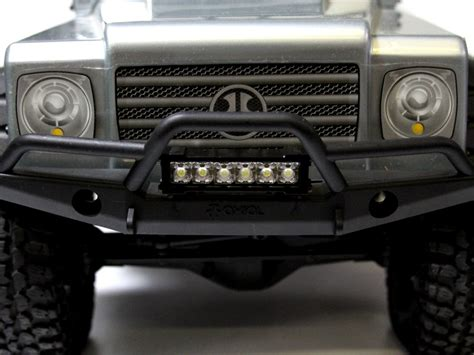New Six Shooter Led Light Bar From Gear Head Rc Rc Soup New Led Light Bars