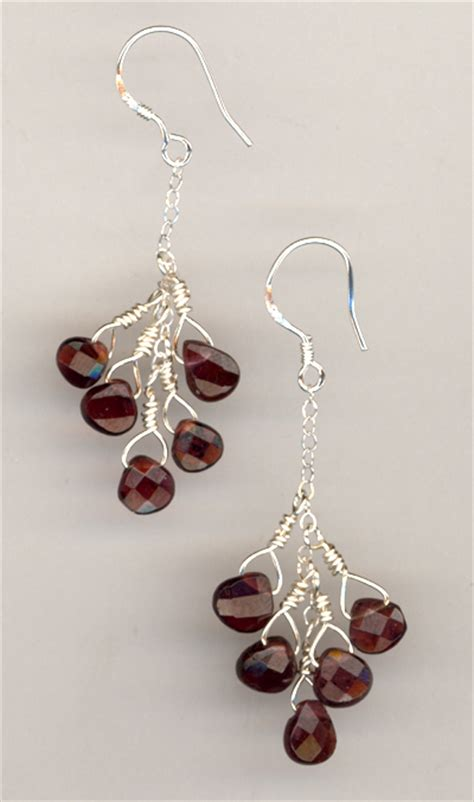 Handmade Gemstone Jewelry Designs - melinda jernigan s day artisan gemstone