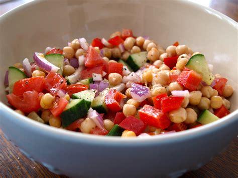 chickpea salad chickpea salad life in pleasantville