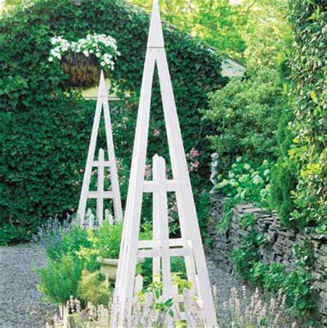 build a garden trellis pyramid trellis 19 beautiful backyard building projects