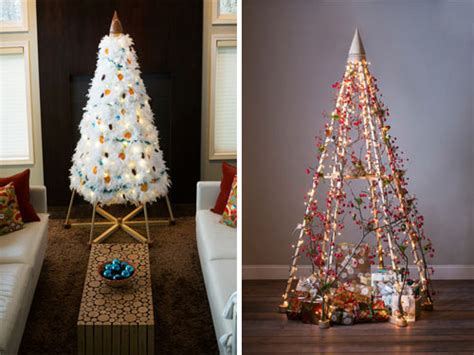 innovative christmas trees modern trees design milk