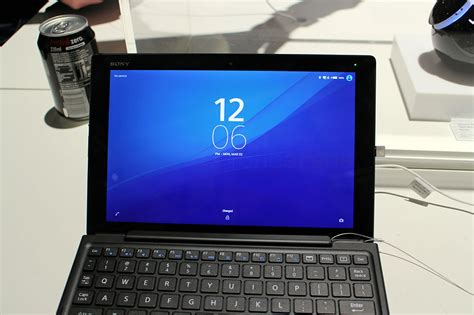 Sony Tablet Keyboard sony bluetooth keyboard for xperia z4 tablet announced