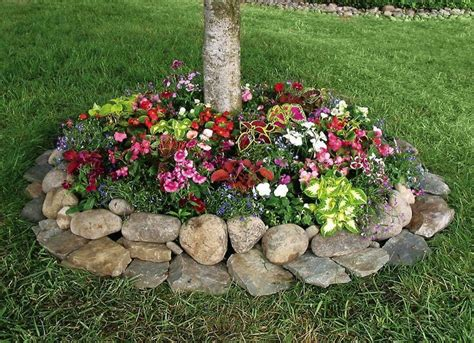 Rock Garden Bed Ideas 27 Gorgeous And Creative Flower Bed Ideas To Try Rock And Flower