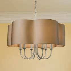 Pendant shade chandelier 6 light lamp shades by shades of light