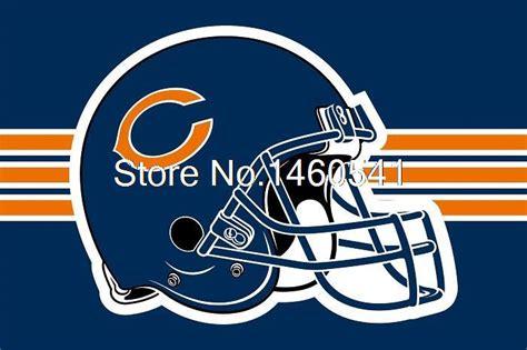 aliexpress buy chicago bears helmet horizontal