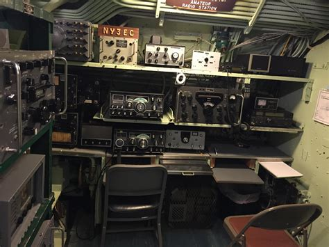 the radio room aboard the uss requin 90 5 wesa