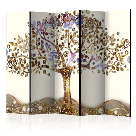 tappeti giapponesi decorative photo folding screen wall room divider abstract