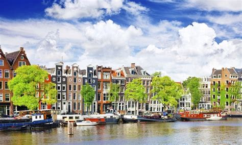 amsterdam bruges and tour with airfare from gate 1 travel in amsterdam groupon getaways