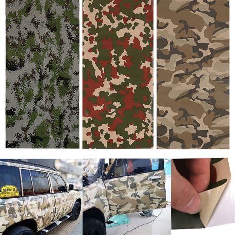 Stiker Camo Camouflage 177 60 215 24 inch army camo camouflage desert vinyl wrap sticker air free alex nld