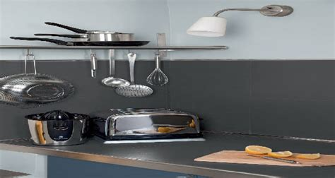 騁ag鑽e inox cuisine carrelage credence cuisine leroy merlin maison design