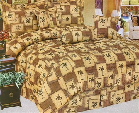 tree comforter set best palm tree bedding and comforter sets beachfront decor