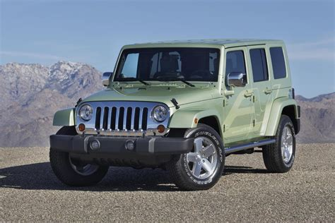 Jeep Wrangler Unlimited Top Speed 2009 Jeep Wrangler Unlimited Ev Picture 280431 Car