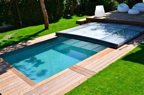 couverture piscine automatique prix 2519 abri plat vu sur m6 bonheur piscines