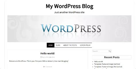 wordpress themes free open source 30 open source wordpress themes free website templates