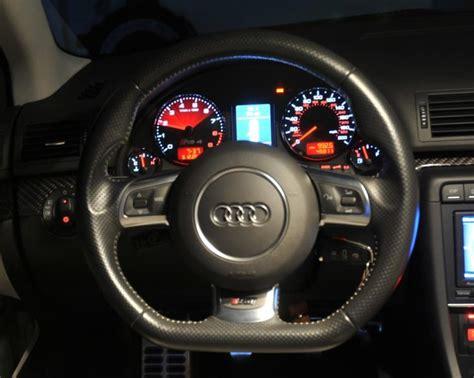 audi s4 flat bottom steering wheel flat bottom s line steering wheel audiworld forums