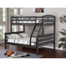 pics of bunk beds alissa twin full bunk bed in rustic finishes free