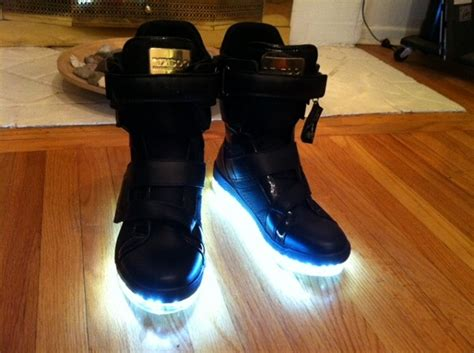 nike shoes with light up soles tron legacy daft punk helmet lighting designer s