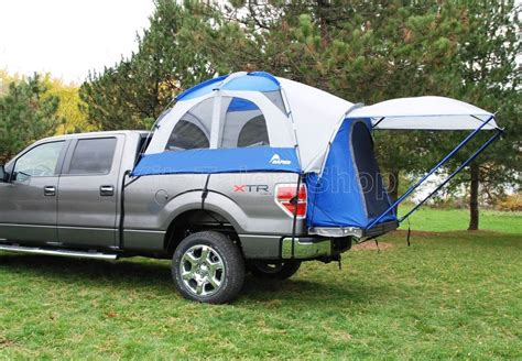 Camping Car Pickup Truck Tent HQ 6.5ft Large Full Size Bed