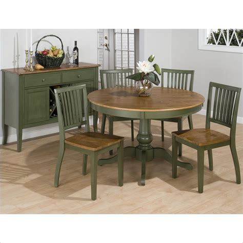 Green Dining Table by Jofran 344 Series Honey Green Dining Table 42 Quot Ebay