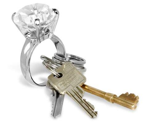 Diamond Key Ring Iwoot