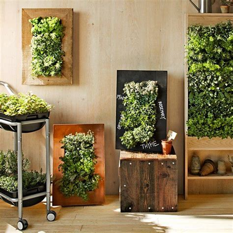 Planter Wall by Grovert Chalkboard Wall Planter Review 187 The Gadget Flow