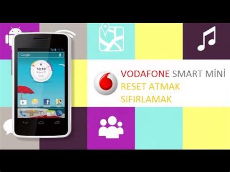reset vodafone online account full download how to hard reset vodafone smart mini