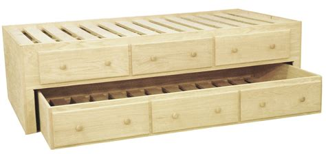 bed drawers twin captain s trundle bed with drawers beds