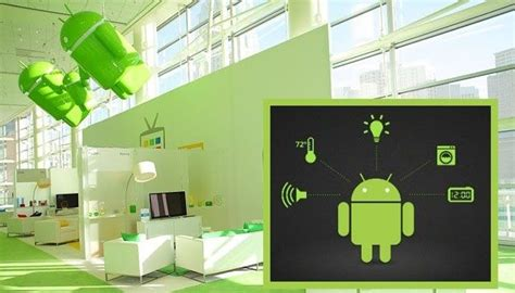 understanding android based home automation systems