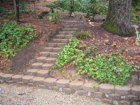 Hillside Landscaping Ideas Hillside Landscaping Ideas With Here S A With The Front Driveway Area Just About