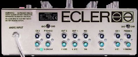 console dj economiche akusmatik sound system the sound system