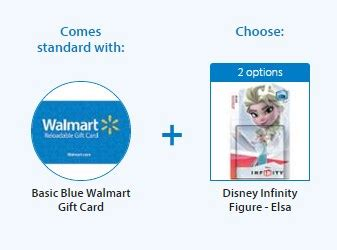 Black Friday Deals On Disney Gift Cards - disney infinity figure with bonus 5 walmart gift card 12 96 ftm