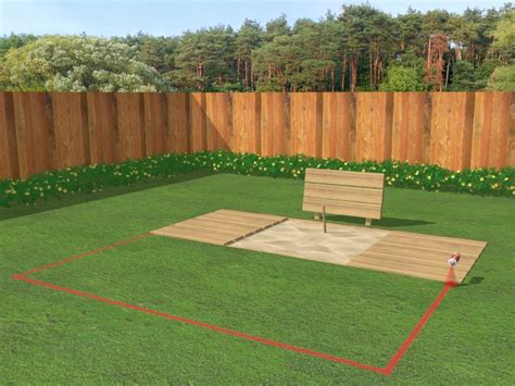 backyard horseshoe pit the easiest way to build a horseshoe pit wikihow