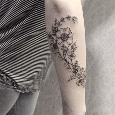 girly forearm tattoos 40 impressive forearm