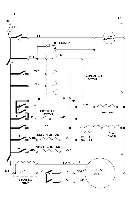 dishwasher electrical problems chapter 6 dishwasher