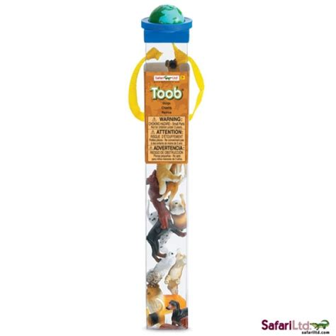 puppy toob education essentials safari ltd domestic toob