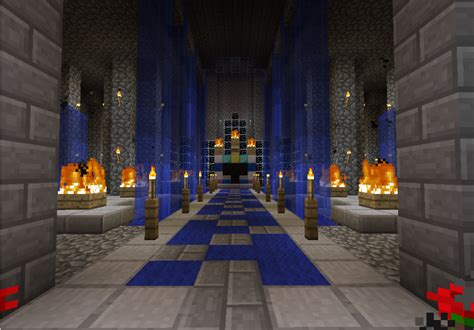 Minecraft Throne Room by Township Winterfell 28 Neutral Os Herocraft