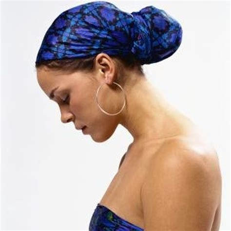 hairstyle to cover scalp how to tie a head scarf to cover your entire head