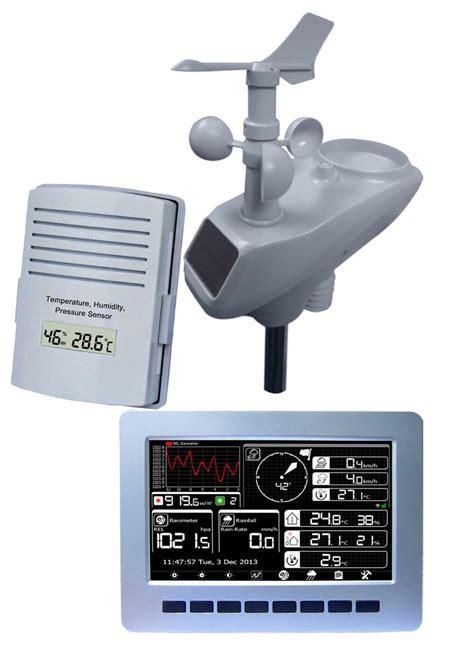 Termometer Watson watson w8681 pro professional weather station guide