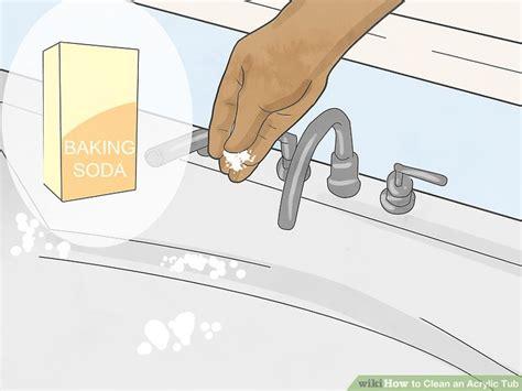 how do you clean an acrylic bathtub how to clean an acrylic tub thecarpets co