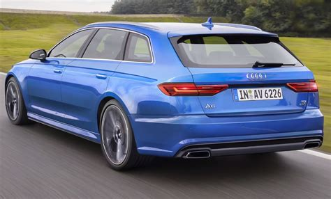 Audi A 6 Kombi by 2017 Audi A6 Avant Photos Revealed
