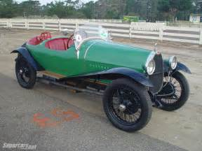 Brescia Bugatti 1924 Bugatti Type 23 Brescia Bugatti Supercars Net