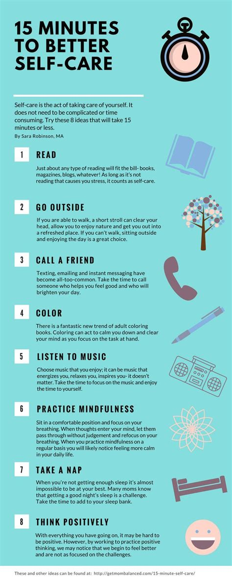 15 Minute Self Care 15 Quick And Effective Strategies